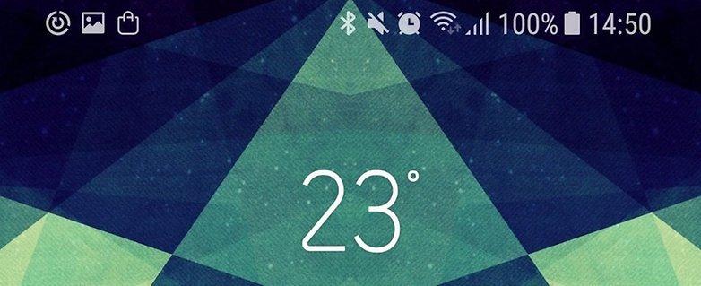 example samsung galaxy icons