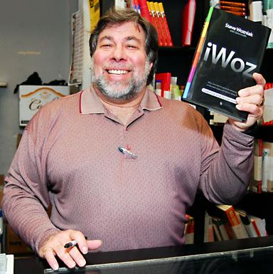 steve wozniak - book of his biography