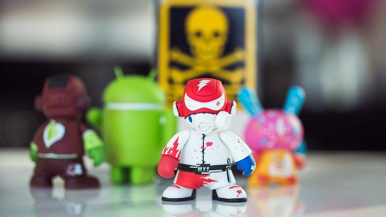 AndroidPIT virus 1