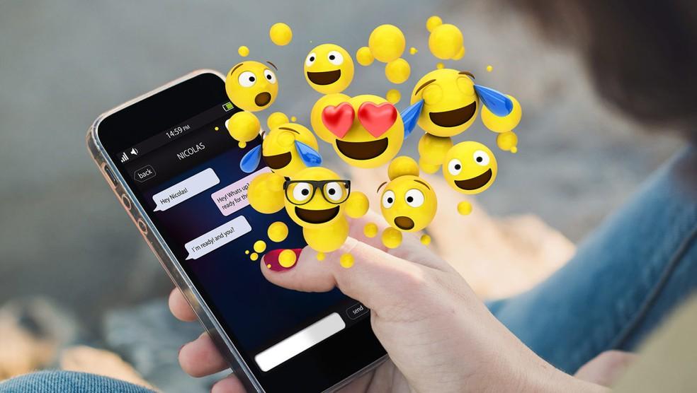 Adobe research reveals popular emoji and other smiley curiosities Photo: Divulgao / Adobe