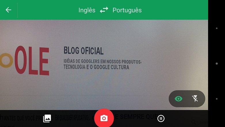 google translator camera translation
