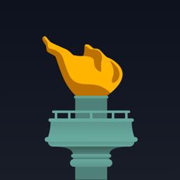 Statue of Liberty app icon