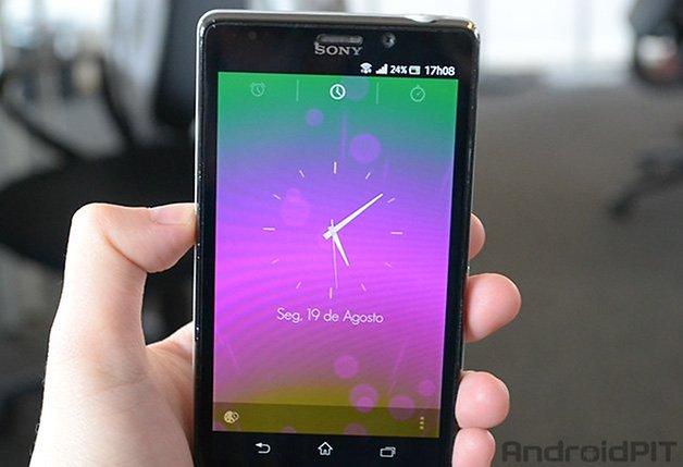 timely alarm clock mobile