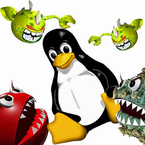 Virus on Linux