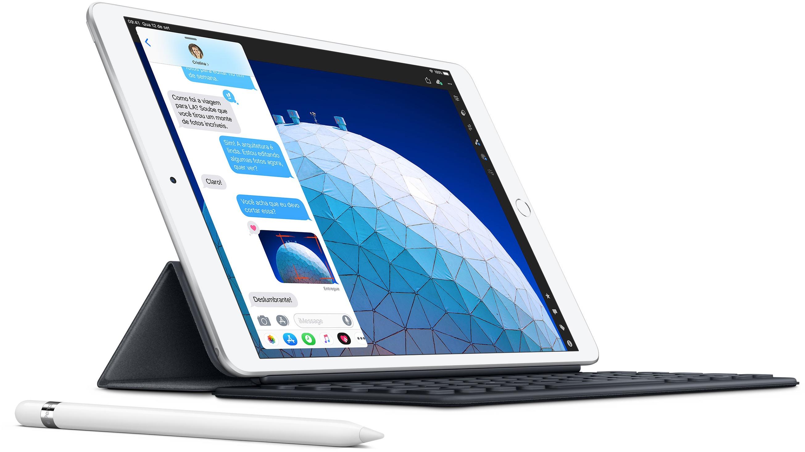 New iPad Air