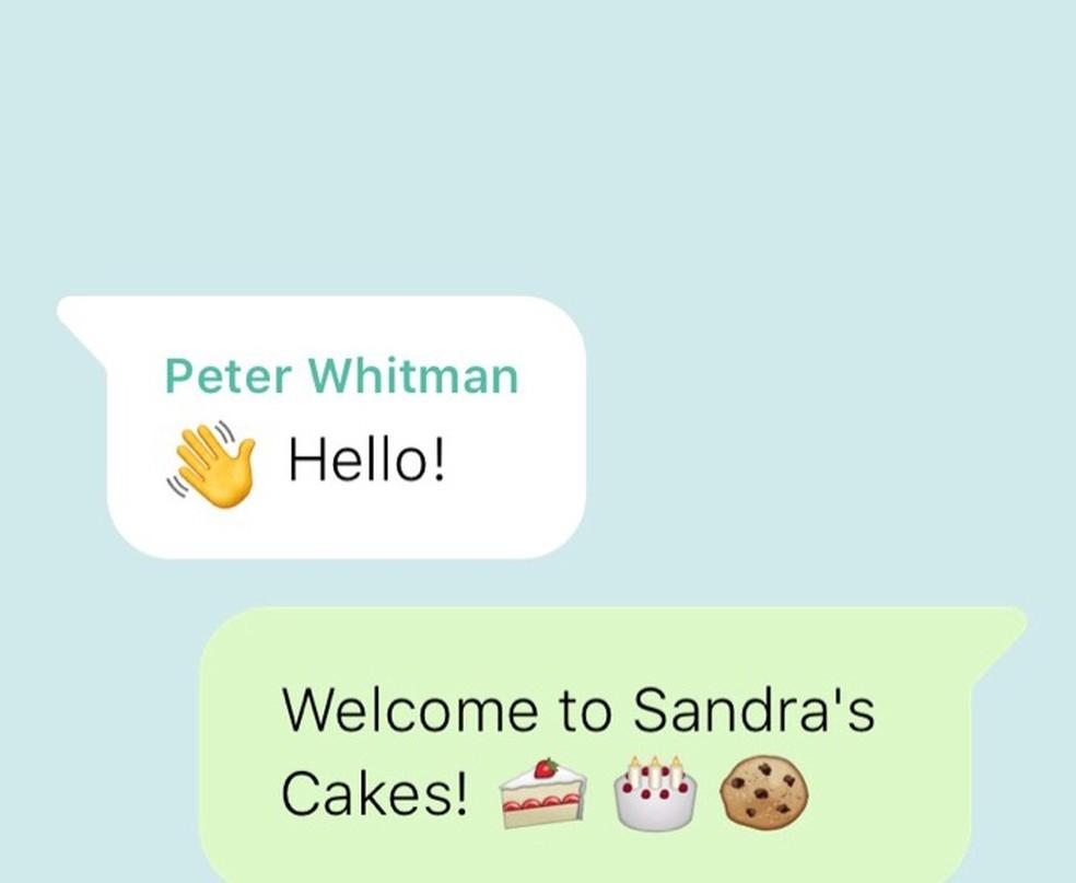 Automatic Message in WhatsApp Business Photo: Playback / WhatsApp. Edited by Ana Paula Rocha
