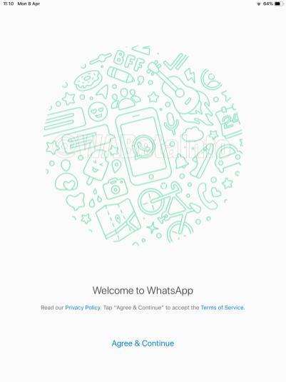 """""""WhatsApp"""