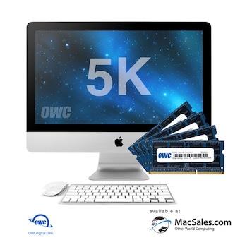IMac RAM at OWC