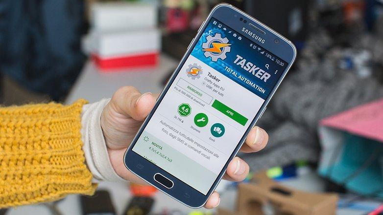 Androidpit Tasker app 1