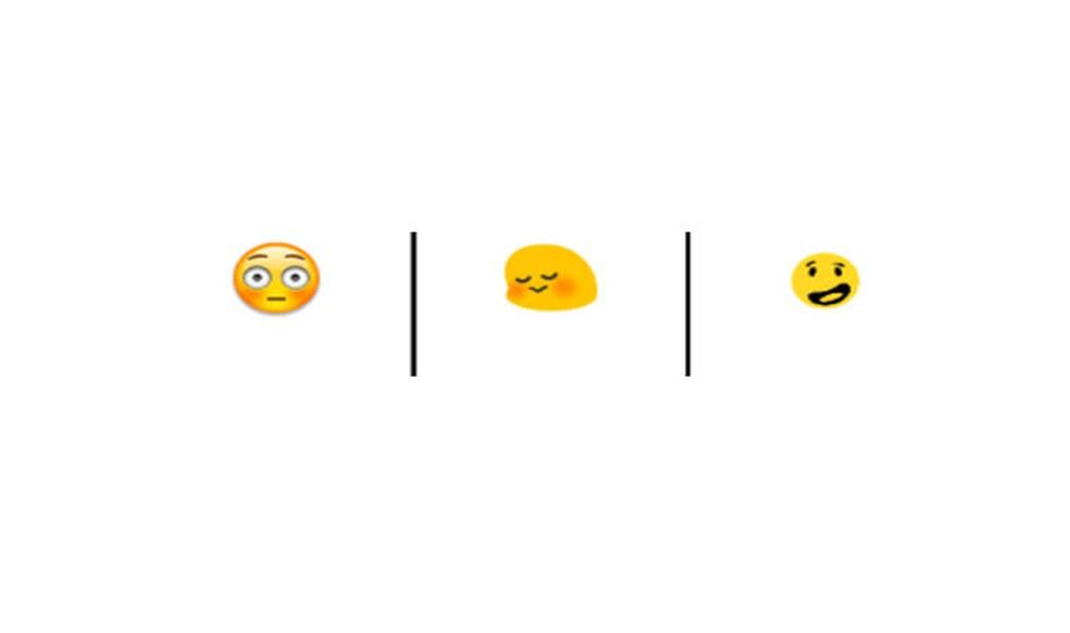 Unlike what you think, this emoji is just ashamed (Reproduction / Gabriella Fiszman) Photo: Unlike what you think, this emoji is just ashamed (Reproduction / Gabriella Fiszman)