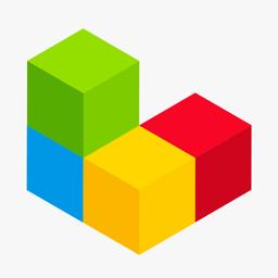 Tayasui Blocks app icon