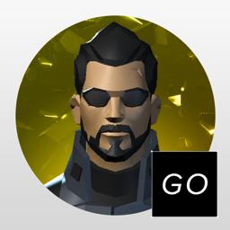 Deus Ex GO app icon