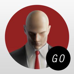 Hitman GO app icon