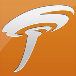 Turned app icon