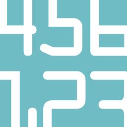 NumPad app icon.