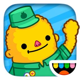 Toca Life: Town app icon