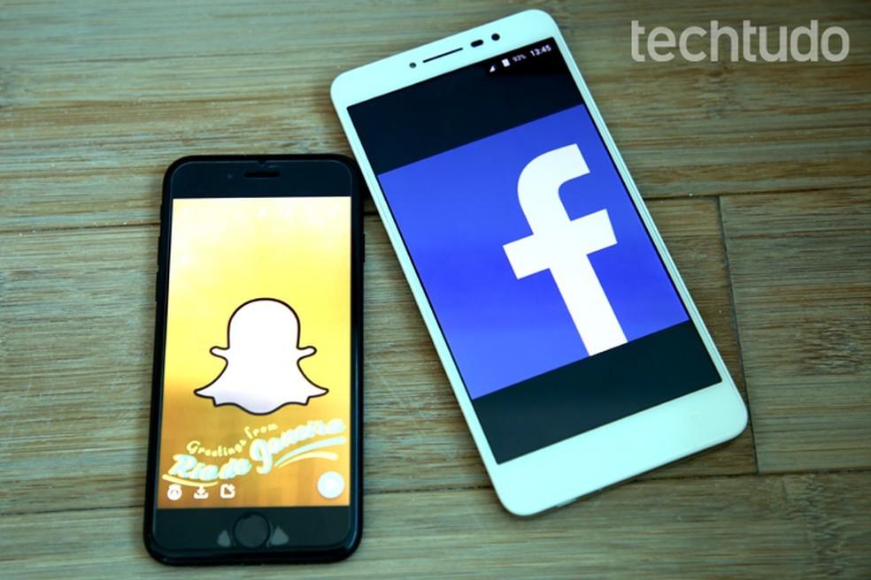 Instagram Stories and WhatsApp Status are 'copied' from Snapchat Photo: Carolina Ochsendorf / TechTudo