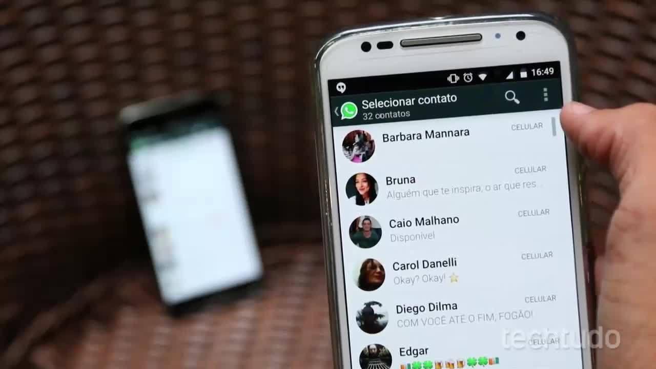 How to make calls on WhatsApp
