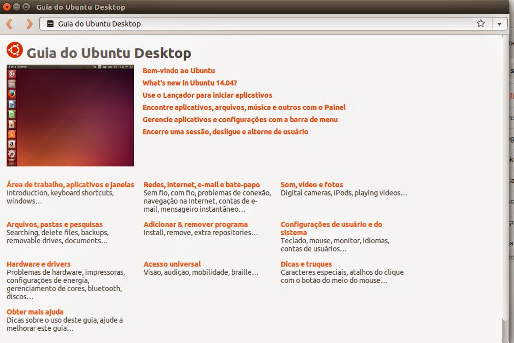 Ubuntu Desktop Guide