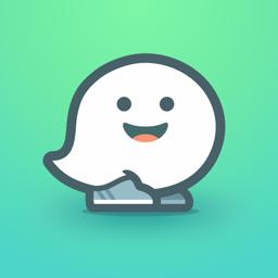 Waze Carpool app icon