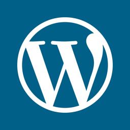 WordPress app icon