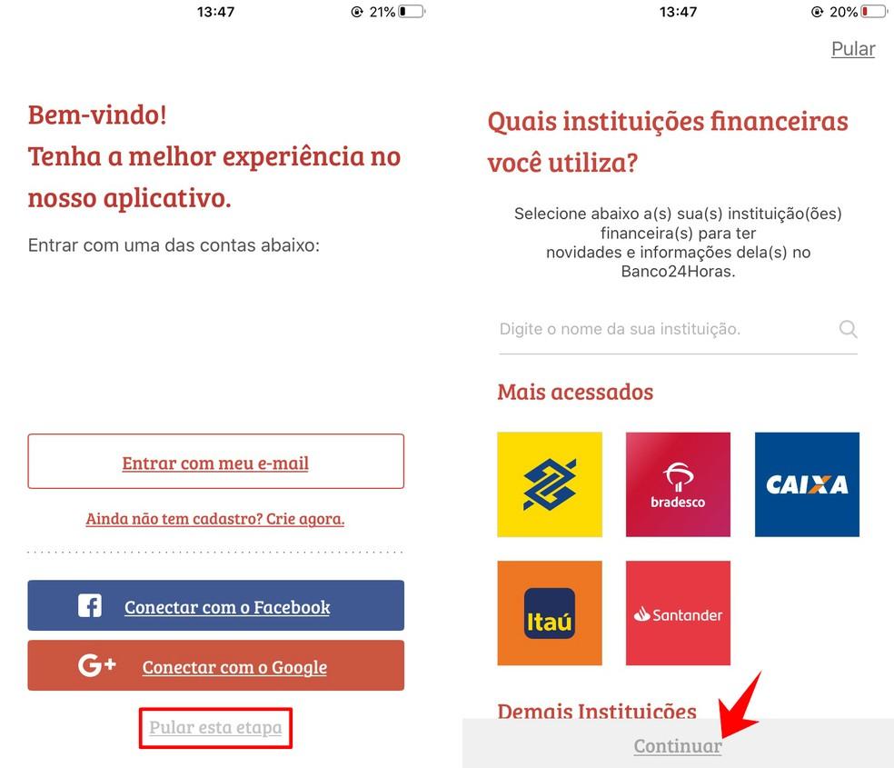 How do you withdraw money on Nubank? Banco24Horas app indicates boxes near you Photo: Reproduo / Rodrigo Fernandes