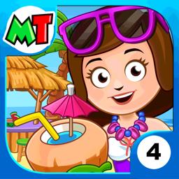My Town: Beach Picnic app icon