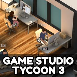 Game Studio Tycoon 3 app icon