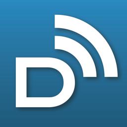 DistanceMap app icon