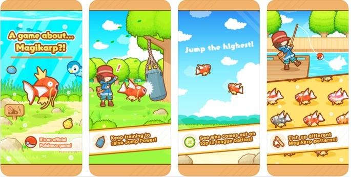 pokmon android games