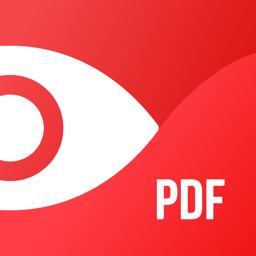 PDF Expert 7 app icon: edit PDF