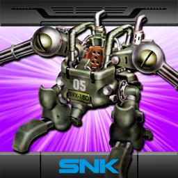 METAL SLUG 2 app icon