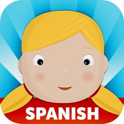 Bilingual Child: Learn Spanish app icon