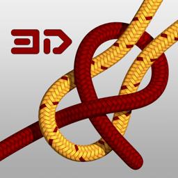 Knots 3D app icon