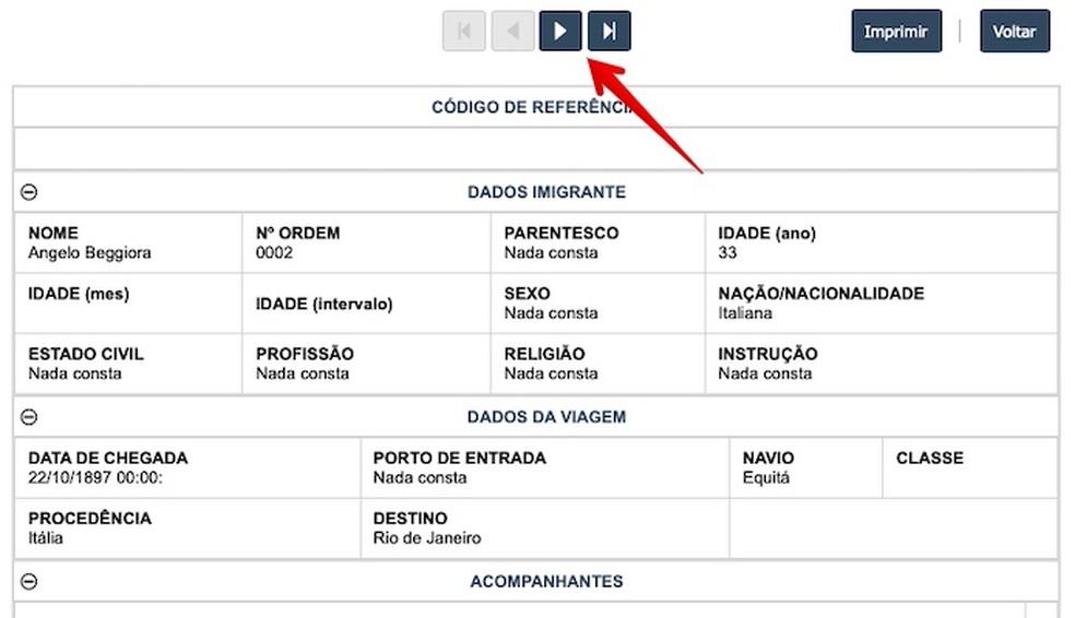 Search results Foto: Reproduo / Helito Beggiora