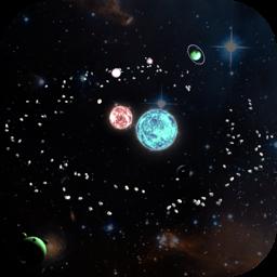 MySolar - Build your Planets app icon