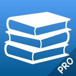TotalReader Pro app icon - ePub, DjVu, MOBI, FB2 Reader