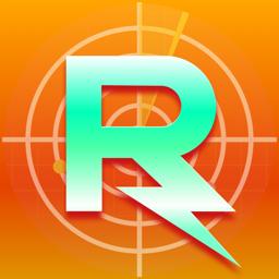 Weather Now app icon Radar Temperature °