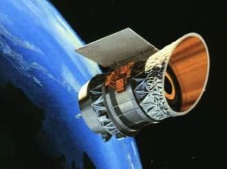 Telescope IRAS belonging to NASA. Source: NASA