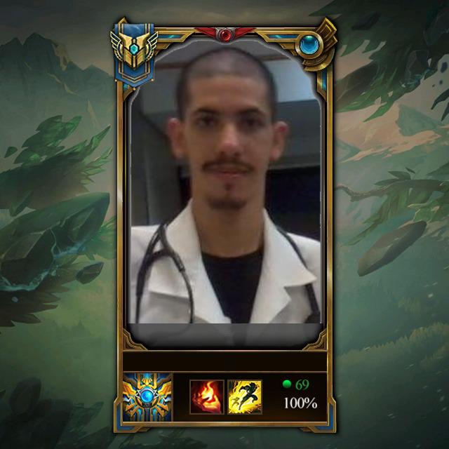 Final avatar result for LOL