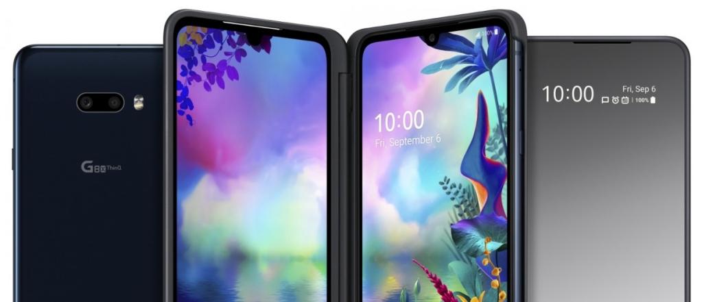 LG G8X ThinQ at IFA 2019