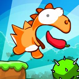 Dino Rush app icon