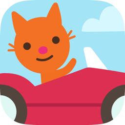 Sago Mini Road Trip app icon