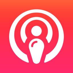 PodCruncher Podcast Player app icon