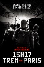 Movie Cover 15:17: Train to Paris