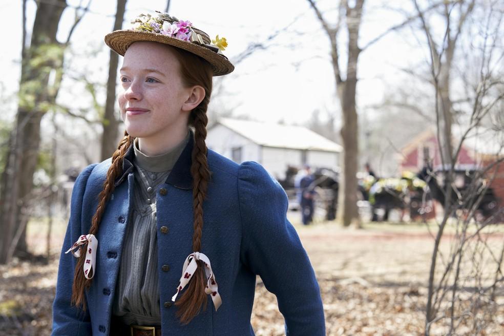 Anne With an E final season arrives on Netflix in January Photo: Divulgao / Netflix
