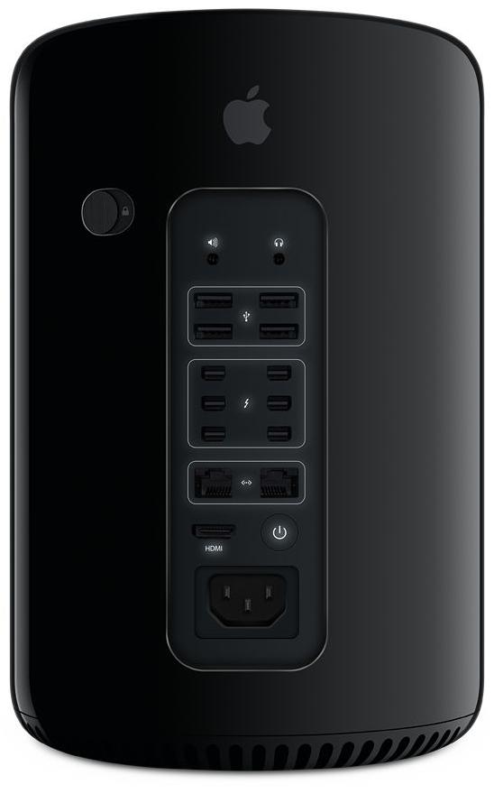 Mac Pro (back lit)