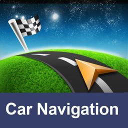 Car Navigation: Maps & Traffic app icon