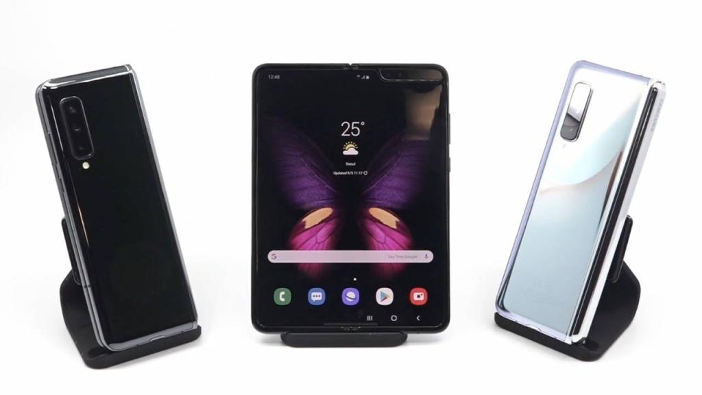 Galaxy Fold at IFA 2019