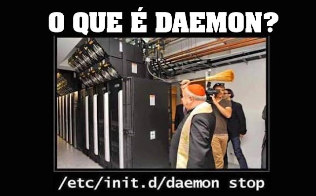 What Daemon Init?
